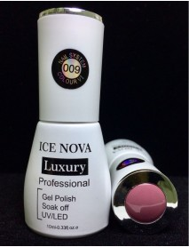 Гель-лак Ice Nova Luxury-10ml-009