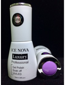 Гель-лак Ice Nova Luxury-10ml-016