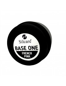 Гель Silcare Base One FRENCH PINK 60g