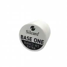 Гель Silcare Base One W3 BIANCO EXTRA 30g